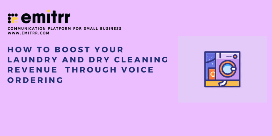 Voice for Laundry