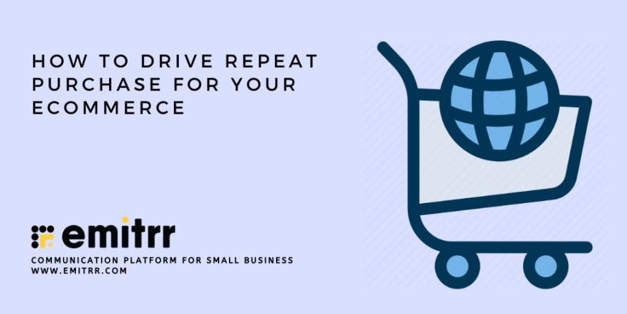 Repeat purchase for your ecommerce