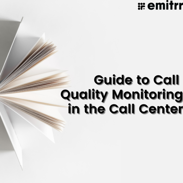 Call Quality Monitoring Guide