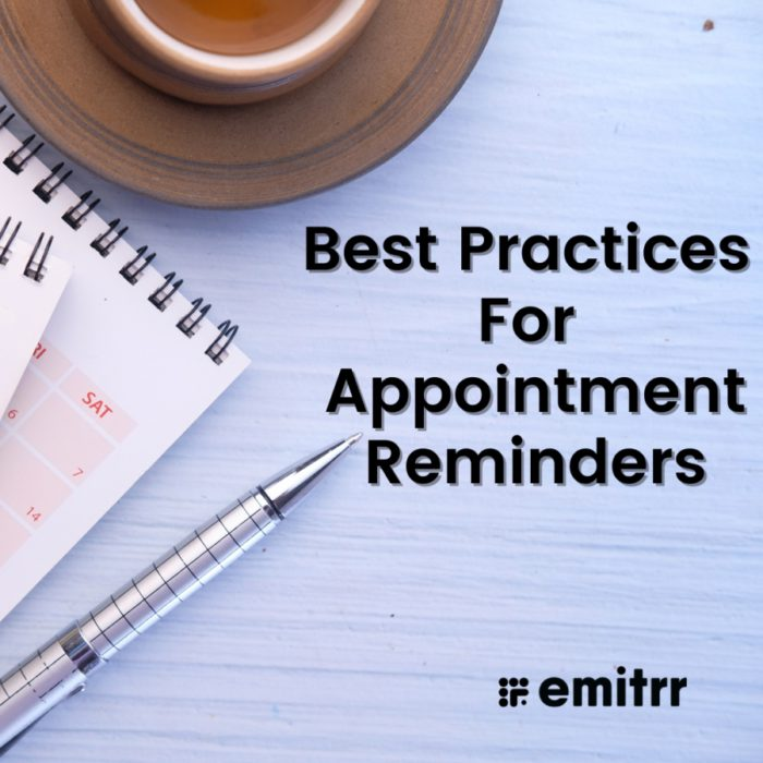 Appointment Reminders   Best Practices
